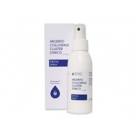 Argento Colloidale spay in cluster ionici 100 ml Dottor. Graziani