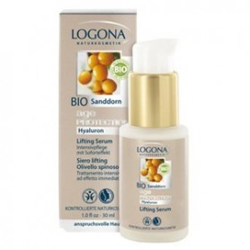 siero lifting age protection effetto immediato biologico logona