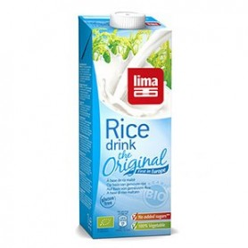 cartone 6 rice drink original lima ( latte di riso italiano )