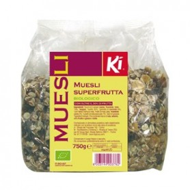 muesli superfrutta biologico