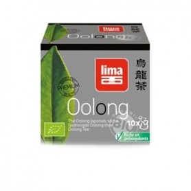 tè oolong bio giapponese in filtri