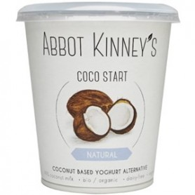 Yogurt alternativo a base di Cocco naturale 400 g